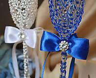 Nádoby - Svadobné poháre - 8685469_