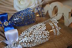 Nádoby - Svadobné poháre - 8685477_