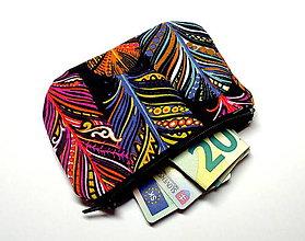 Taštičky - taštička/peňaženka - 8684547_