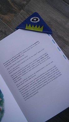 Papiernictvo - Príšerka do knižky - 8684862_