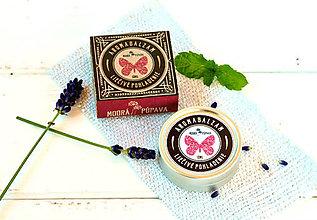 Drogéria - Liečivé pohladenie - aromabalzam (13 ml) - 8687241_