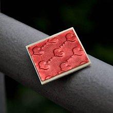 Magnetky - Magnetka Červené srdcia - 8685452_