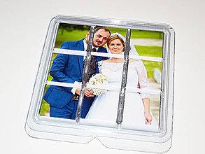 Darčeky pre svadobčanov - Čokoládky Fotografia - 8685354_