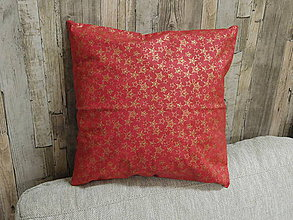 Úžitkový textil - Obliečka na vankúš - hviezdičky - 8687001_
