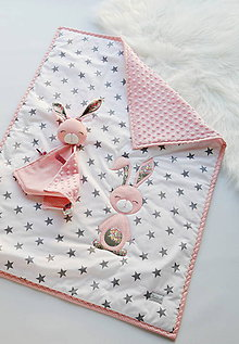 Textil - Set pre bábätko - zajačik - 8687106_