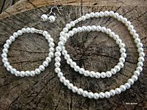 Sady šperkov - Perlová sada - 8683968_