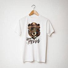 Oblečenie - Lebo medveď - 8687360_