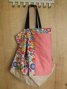 Veľké tašky - Megataška obojstranná - 8690026_