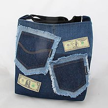 Kabelky - TWO WILDE POCKET JEANS * PARROT® - 8688227_