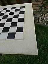 Nábytok - Šachový stôl - 8690910_