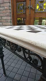 Nábytok - Šachový stôl - 8690911_