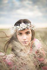 - Kvetinový venček