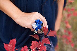 """Prstene - Kvetinový prstienok """"tisíc a jedna noc"""" - 8688830_"""