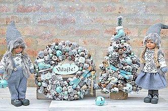Dekorácie - Vianočný stromček - 8687777_