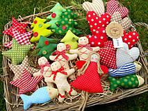 - Ak aj Vaše Vianoce ovládli deti II., sada vianočných ozdôb - 8690662_