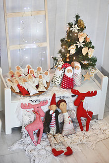 Dekorácie - vianoce 2017 - 8688797_
