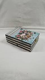 Krabičky - krabička - psíkovia - 8689534_
