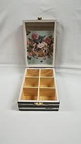 Krabičky - krabička - psíkovia - 8689538_