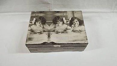 Krabičky - krabička na čaj - detičky - 8689543_