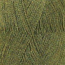 Iné oblečenie - Hodvábne pončo ľahké ako pierko - bez strapcov (Olivová zelená) - 8693599_