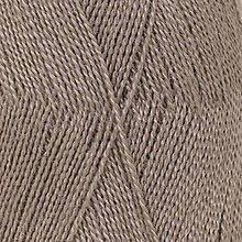 Iné oblečenie - Hodvábne pončo ľahké ako pierko - bez strapcov (Svetlá hnedá) - 8693603_