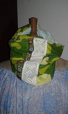 Šatky - Zelený folklór 3 - 8692636_