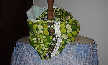 Šatky - Zelený folklór - 8692663_