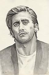 Kresby - Portrét muža - 8692708_