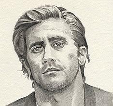 Kresby - Portrét muža - 8692736_