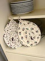 Úžitkový textil - Sliepka vs. kohút  - 8696439_