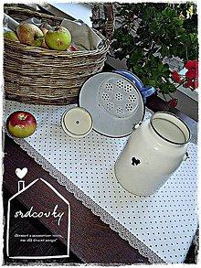 Úžitkový textil - Obrus - 8692949_