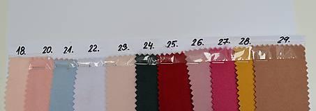 Sukne - Midi skladaná sukňa - 8694919_