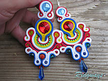 Color explosion...soutache (5...soutache)