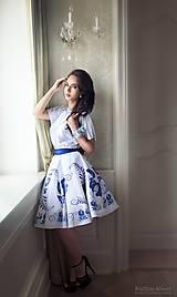 Sukne - suknička FOLK - 8697555_