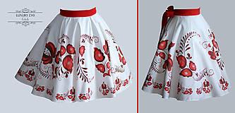 Sukne - suknička FOLK - 8697556_