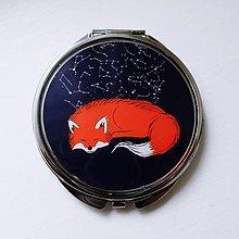 Zrkadielka - Zrkadielko sa spiace líškou - 8698811_