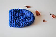 Čiapky - ...čiapka ROYAL BLUE - 8699664_