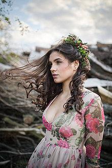 Ozdoby do vlasov - Maxi hrebienok