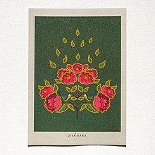Grafika - Art Print - sýkorka - 8699979_