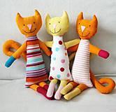 Mačičky - sestričky