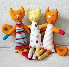 Hračky - Mačičky - sestričky - 8700245_