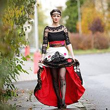 Sukne - Bola raz jedna sukňa ...GALA DAY... - 8701488_