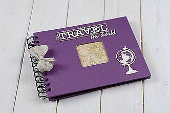 Papiernictvo - Fotoalbum TRAVEL II. - 8699153_