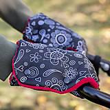 Textil - Oddelené rukávniky - 8702049_
