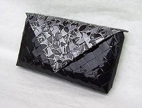 Kabelky - Elegantná ecoist listová kabelka - 8704274_