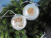 Dekorácie - Vianočné ozdoby - 8702347_