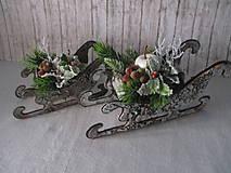 Dekorácie - Vianočná dekorácia - 8703036_