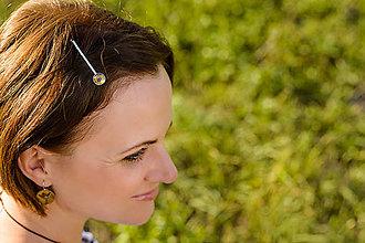 Ozdoby do vlasov - Sponky Morava - 8704770_