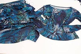 Textil - Hodvábny úplet Etro - 8705466_