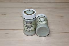 - Decort Paint Soft 100ml-country zelená - 8703789_